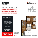 Residencial Nova - Magdalena - ¡Solo Quedan 2 Depas!